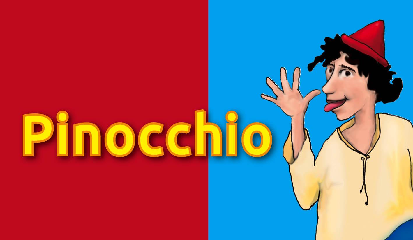 Pinocchio, das Kinder-Sommermärchen in Braunschweig.
