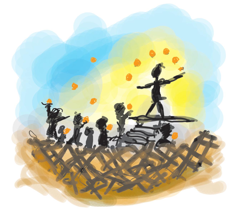 Theaterprojekt Neststunden – für Kinder und Jugendliche, die eine Chance verdient haben
